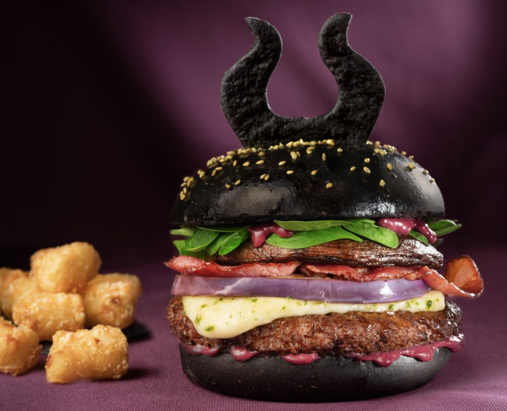 Maleficent Burger