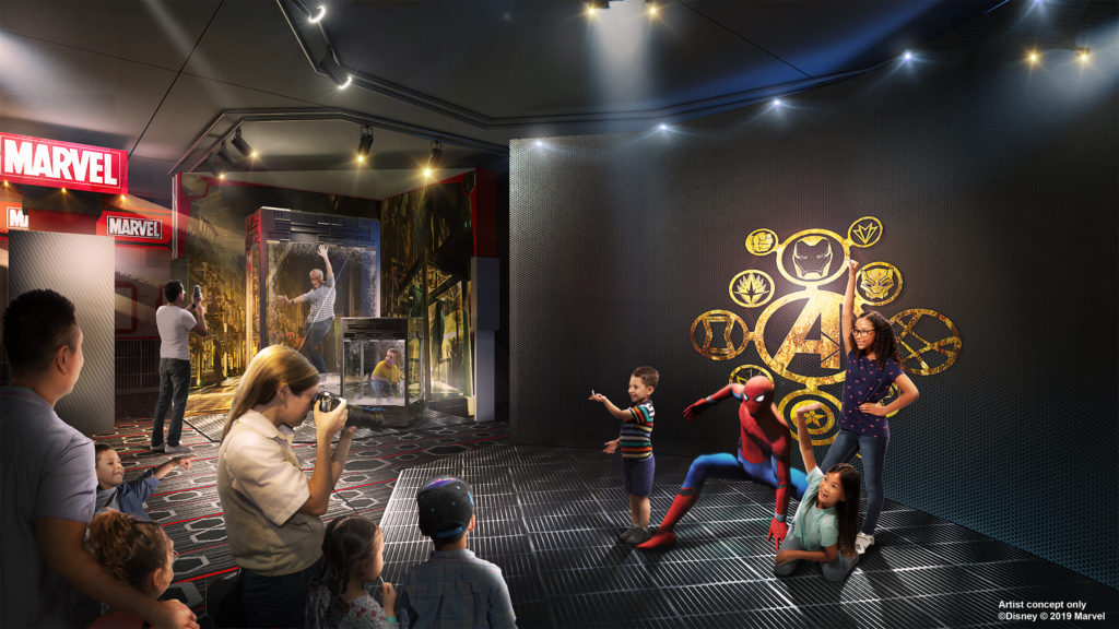 Hotel New York - The Art of Marvel Heroic Encounter