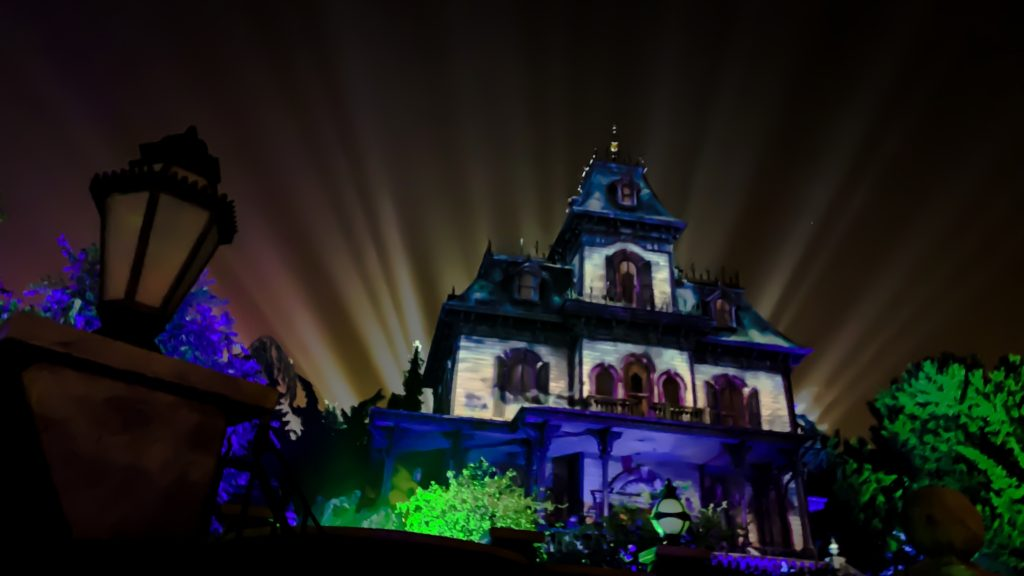 Phantom Manor night