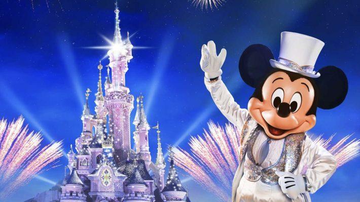 Disneyland Paris New Year's Eve 2019