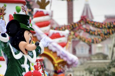Disneyland Paris Christmas 2019