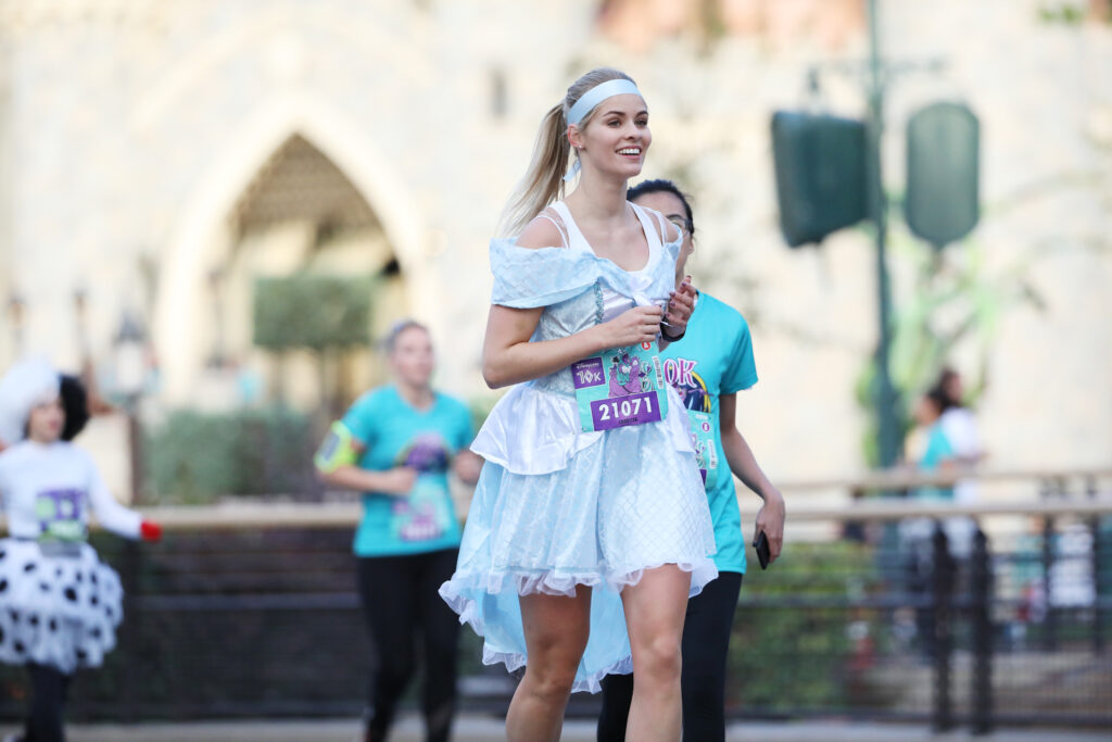 The Disneyland Paris Princess Run Weekend beings 8-10 May 2020