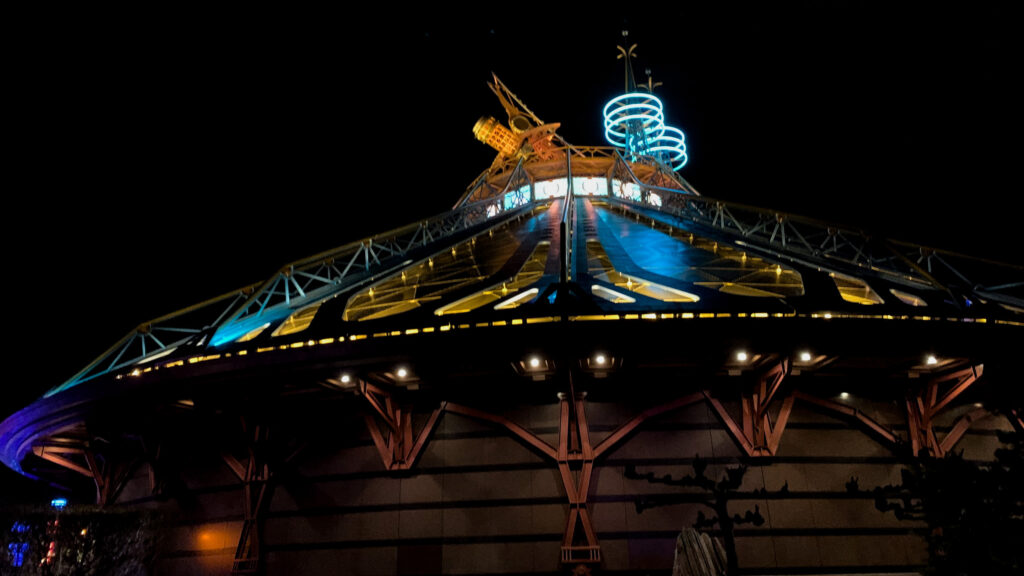 Could Space Mountain receive a nostalgic wink at Disneyland Park Adventures?