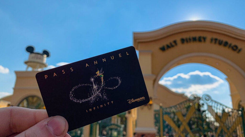 Annual Passes have been extended by up to 5 months