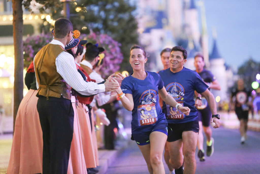 The Disneyland Paris Run Weekend 2020 has been cancelled