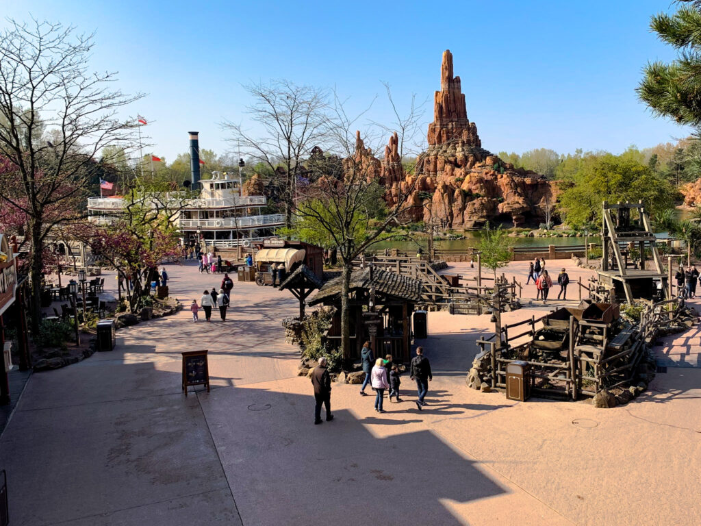 Social distancing will be in full effect when Disneyland Paris reopens on 15th July