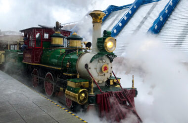 Disneyland Railroad will reopen along with Disneyland Paris on 15th July