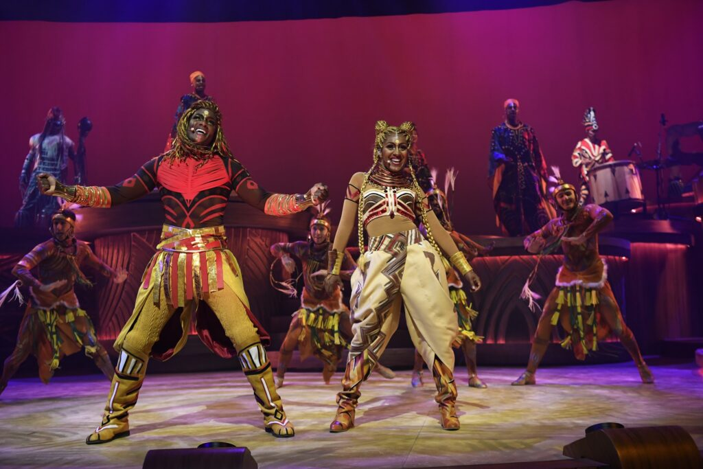 The Lion King: Rhythms of the Prides will return, along with The Jungle Book Jive, this August in Disneyland Paris