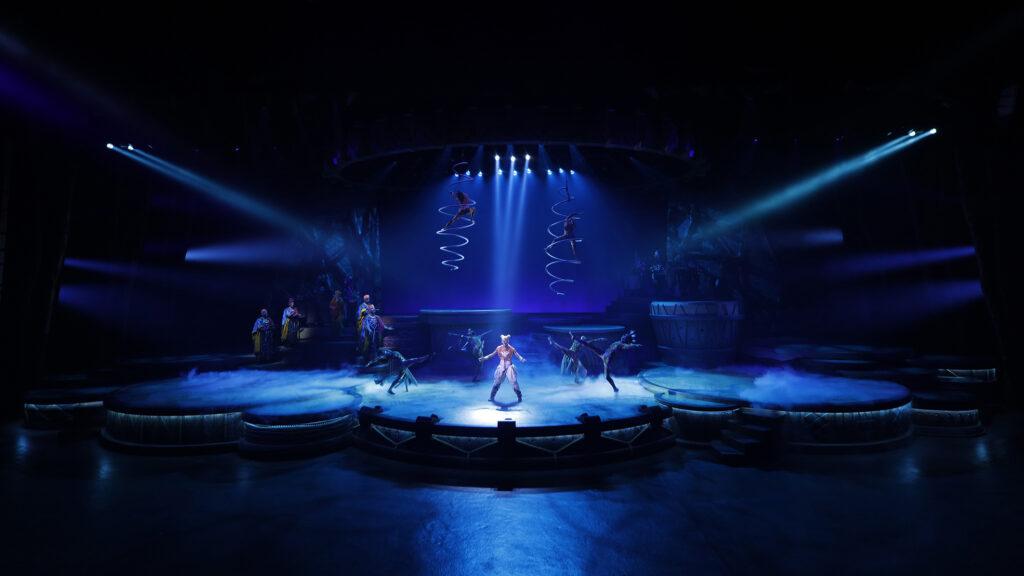 The Lion King: Rhythms of the Pride Lands returns to Disneyland Paris