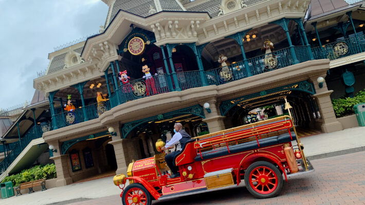 Disneyland Paris will remain closed until further notice, with the planned February re-opening cancelled