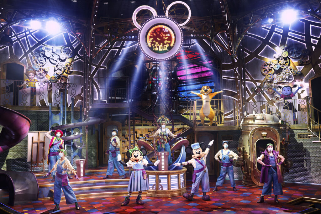 Latest image of Disney Junior Dream Factory, opening 1st July 2021
