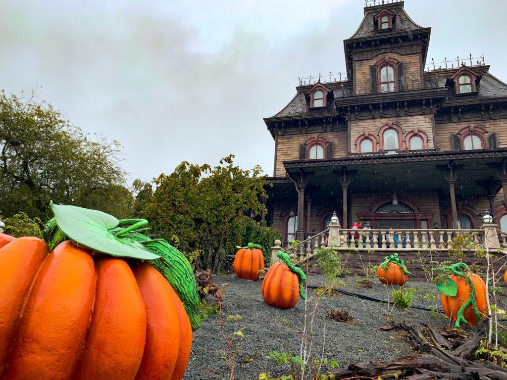 Disney's Halloween Festival returns to Disneyland Paris 1st October 2021 - 7th November 2021