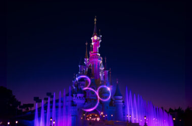 Disneyland Paris 30th Anniversary will officially begin on 6th March 2022