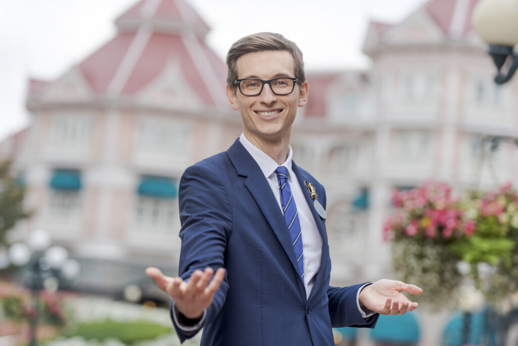 Quentin Rodrigues has been named as Disneyland Paris Ambassador for 2022-2023