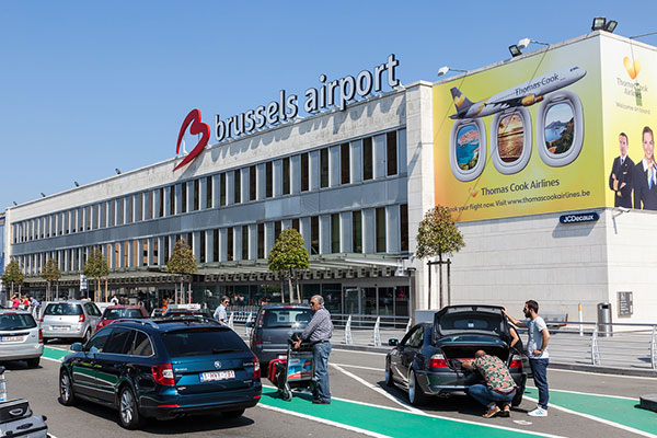 Brussels air traffic disrupted as controllers continue strike