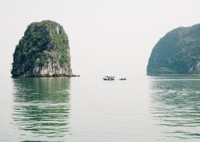Cat Ba to Hanoi Cruise