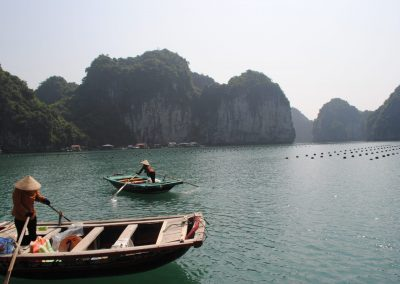 Cat Ba Day Cruise through Lan Ha bay