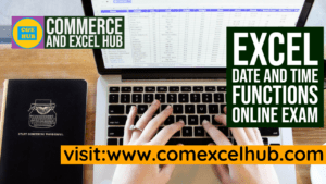 Excel Date and Time Exam