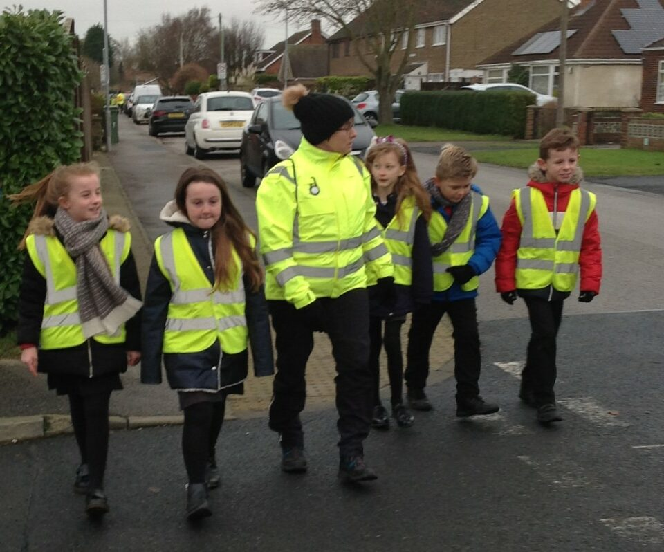 Class 4 Pedestrian Training – 12th December 2019