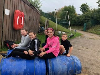 Class 6's Visit to Hatfield Water Park – 14th October 2019