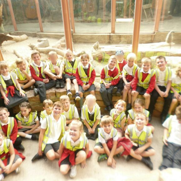 Class 2's Visit to Tropical World – 19 September 2019