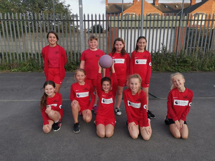 Olive Hunt Netball Tournament – 8th October 2019