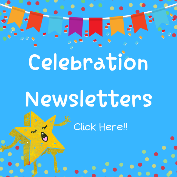Celebration Newsletter #8