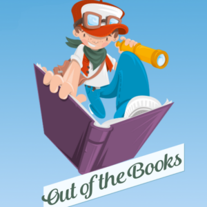 Festival Out Of The Books logo