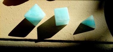 Solides de Platon Aragonite