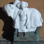 Le yak blanc