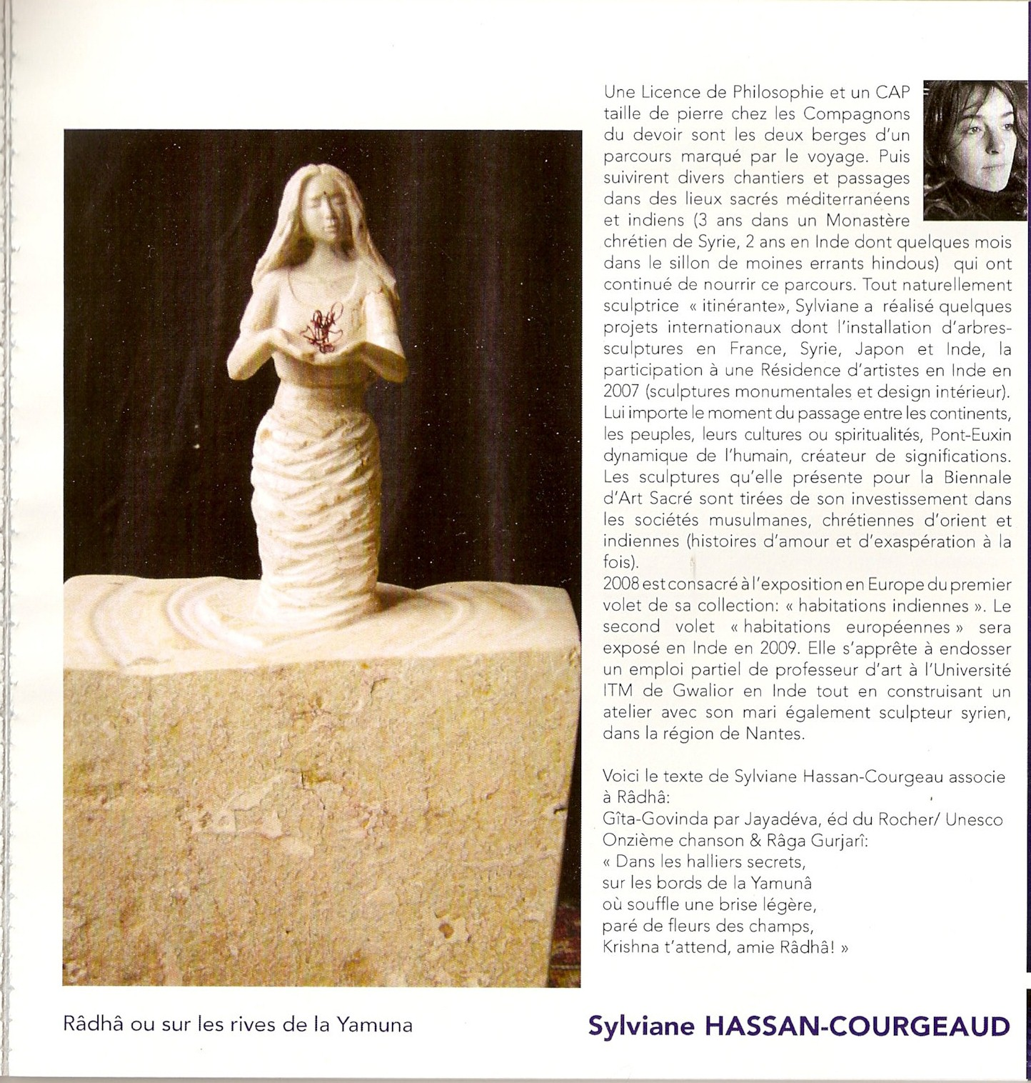 L'art sacré contemporain 2009