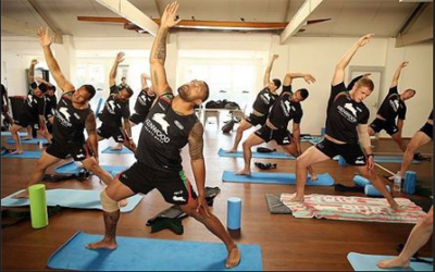 Bulletproof Your Body With Yoga