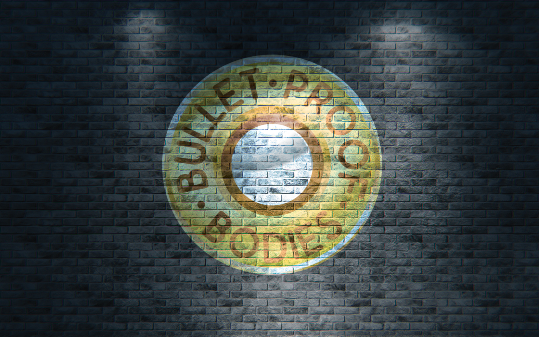 Bulletproofbodies logo graphic