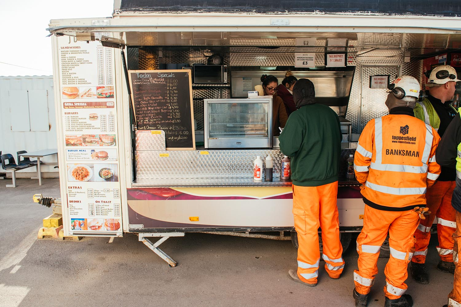 Mobile Catering Units - Jolly's Catering