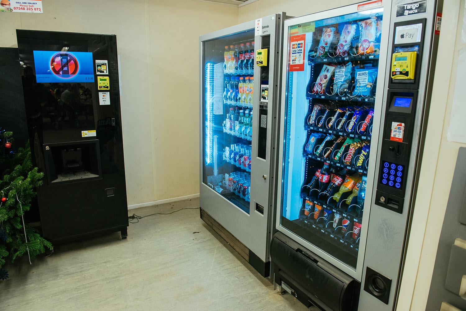 Vending Services - Jolly's Catering