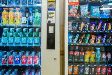 Vending Services London