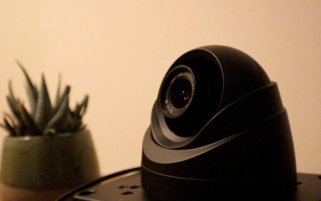 Smart CCTV Camera - raspberry pi black final