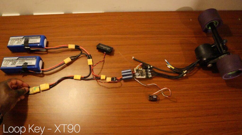 Loop Key Plug - XT90