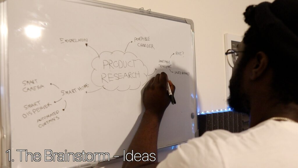 lightvest brainstorm