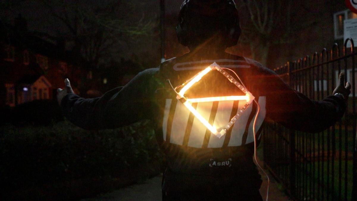 lightvest first prototype