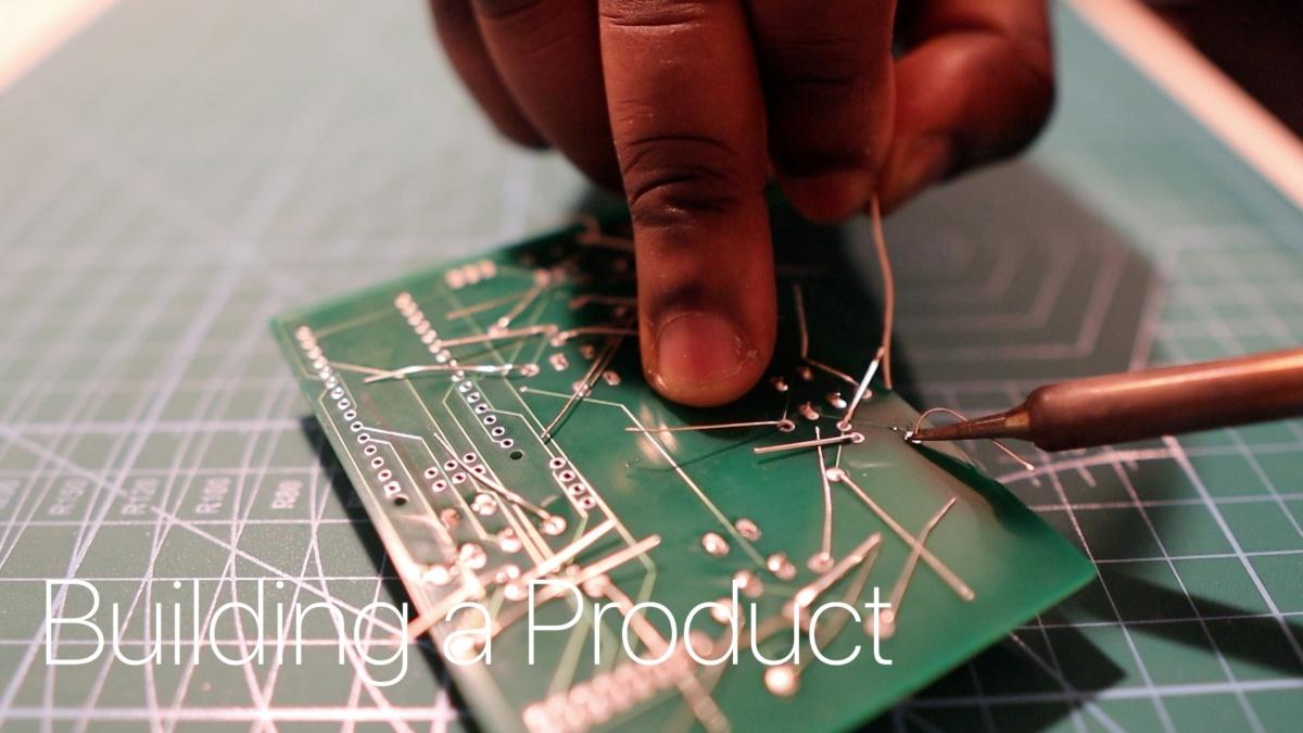 lightvest pcb assembly-