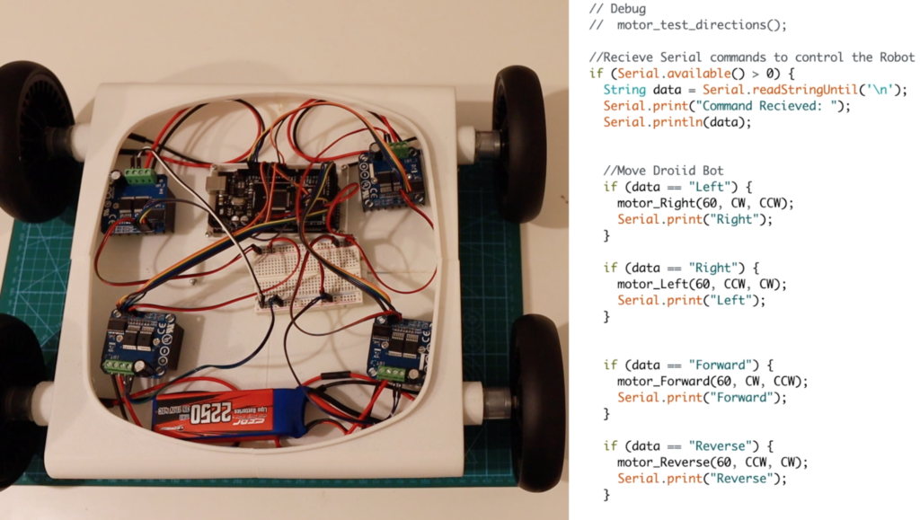 delivery-robot-mini-code
