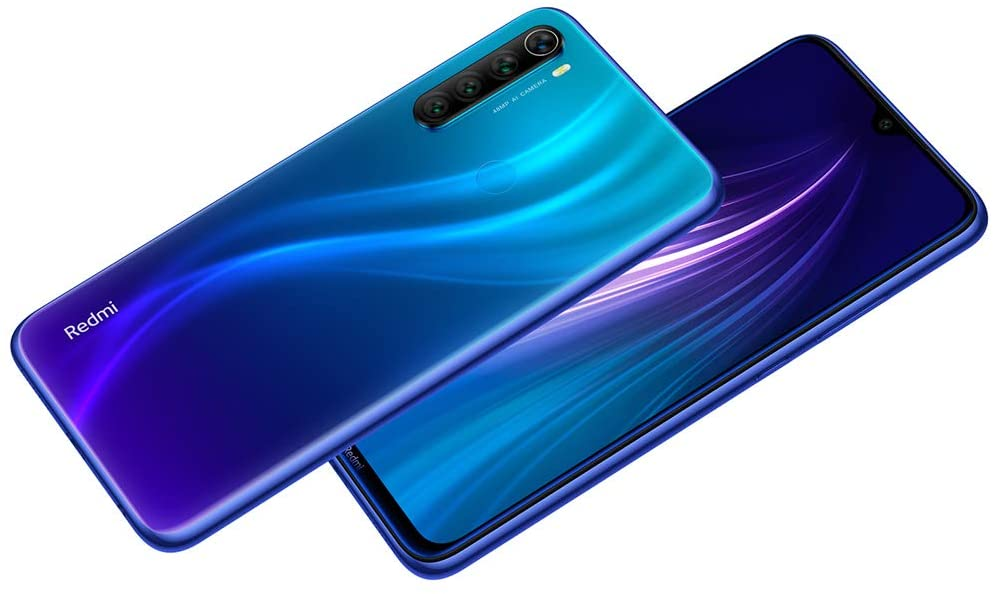 Xiaomi Redmi Note 8 RAM 4GB