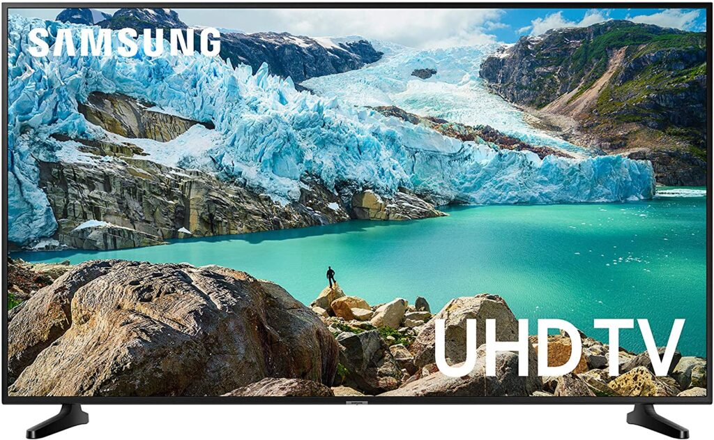Samsung 4K UHD 2019 Smart TV