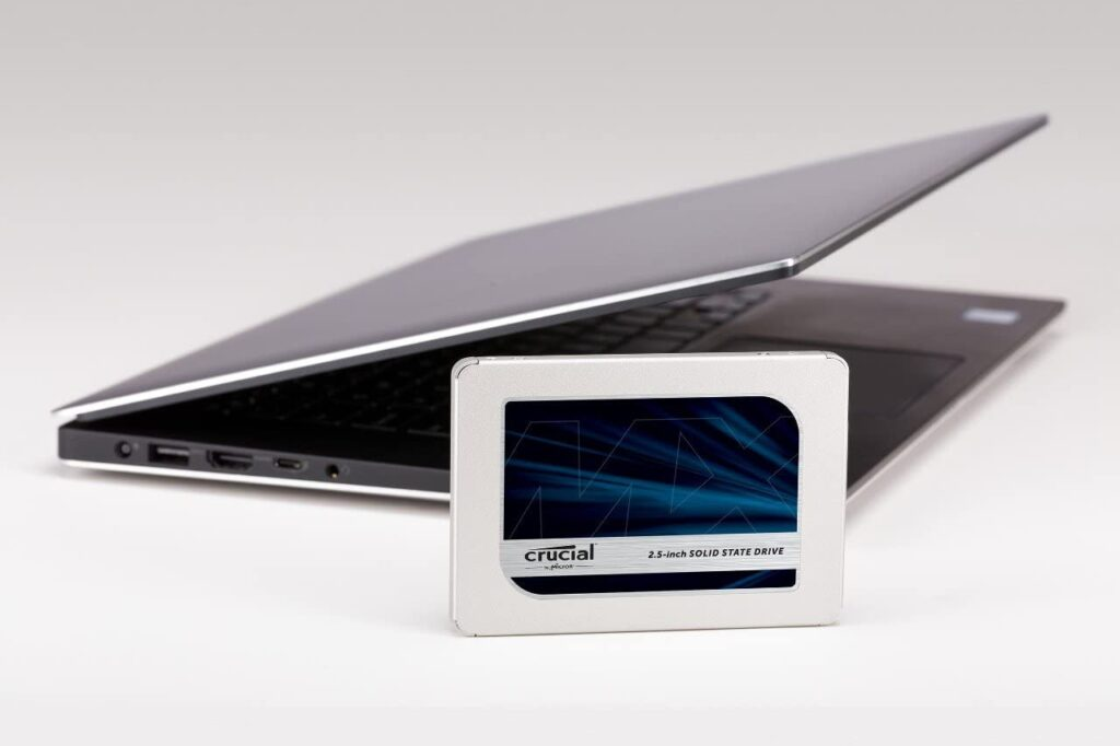 Crucial MX500 CT250MX500SSD1