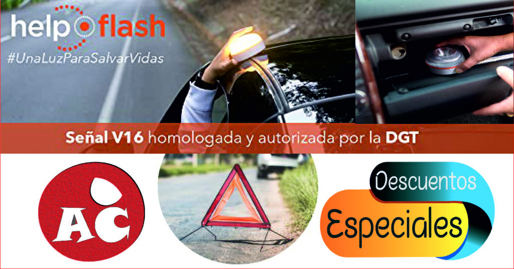 Help Flash – Luz de