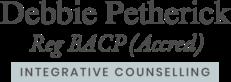 Debbie Petherick Integrative Counsellor