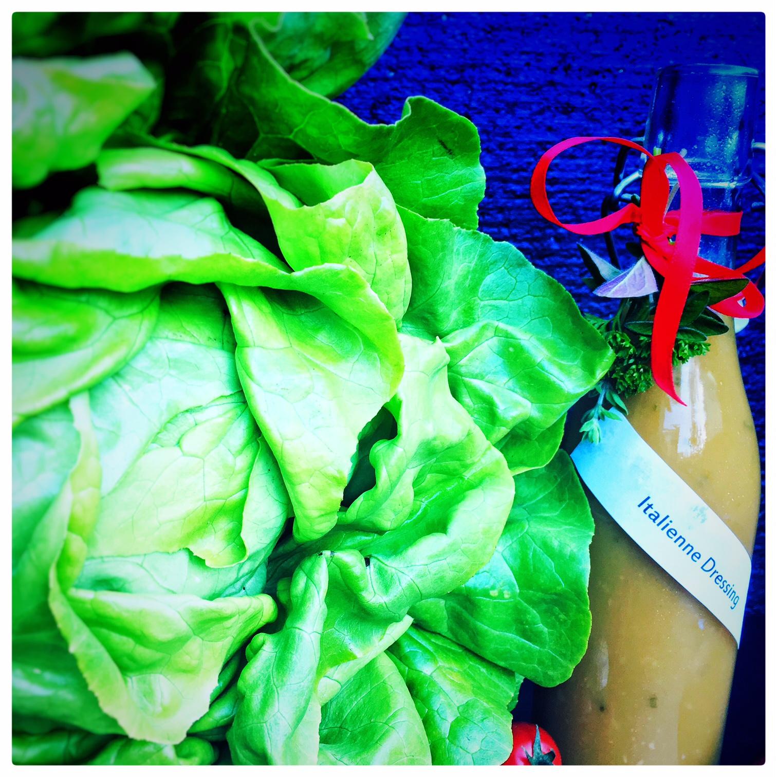italienne dressing, Italienische Salatsauce, foodwerk.ch