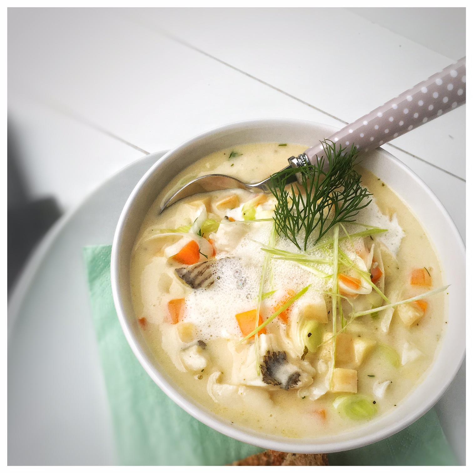 Fisch, Suppe, foodwerk.ch,