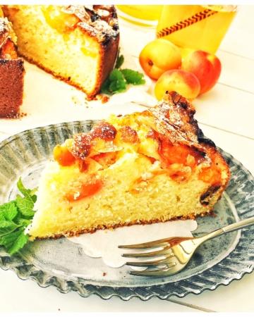 Aprikosen, Kuchen, foodwerk.ch